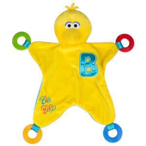 Big Bird Activity Blankie