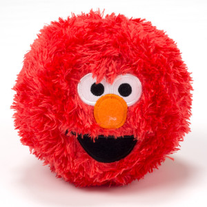 Sesame Street - Elmo Giggle Ball