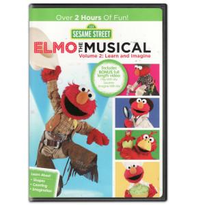 PRE-ORDER Sesame Street: Elmo the Musical Volume 2 DVD