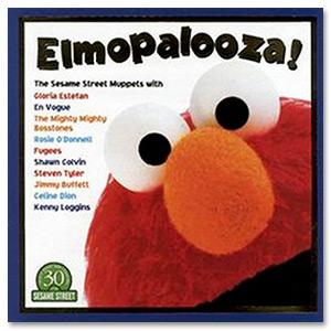 Elmopalooza CD
