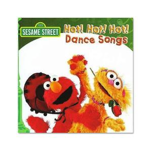 Hot Hot Hot Dance Songs CD