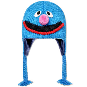 Grover Kids Pilot Hat