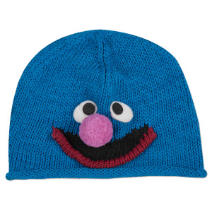 Grover Cotton Kids Beanie