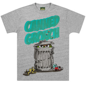 Oscar Canned Grouch T-Shirt