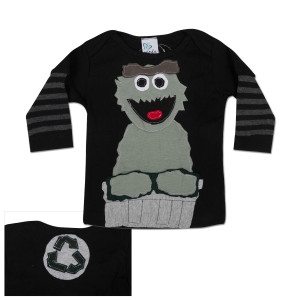 MORFS Happy Oscar Infant Sock T-shirt