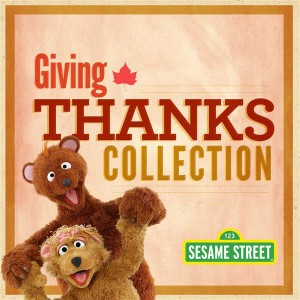 Sesame Street - Giving Thanks Collection