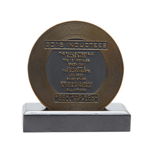 INDUCTEE COIN 2015