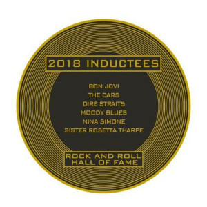 INDUCTEE 2018 COIN