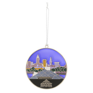 Rock Hall Skyline Ornament