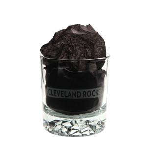 Tumbler Glass Cleveland Rocks