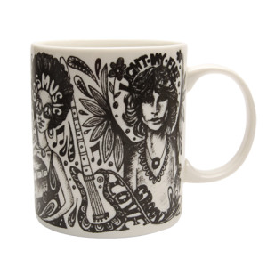 The Sixties Mug