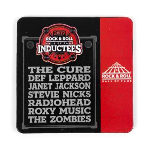 2019 Inductee Coaster