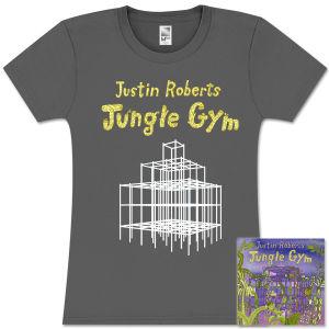 Jungle Gym CD + Ladies Tee