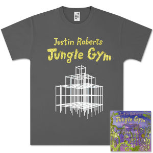 Jungle Gym CD + Mens Tee