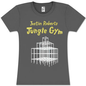Jungle Gym Adult Women's T-Shirt