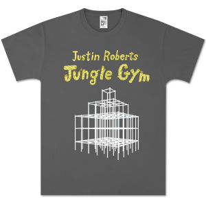 Jungle Gym Adult Men's T-Shirt