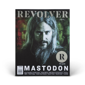 SILVER Collector's Edition Relaunch Issue - Troy Sanders Cover