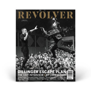 DEC/JAN 2018 Issue featuring Dillinger Escape Plan