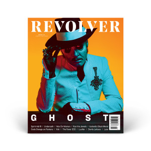 JUNE/JULY 2018 Issue featuring Ghost - Cover 2 of 4