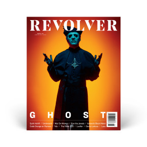 JUNE/JULY 2018 Issue featuring Ghost - Cover 4 of 4