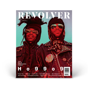 AUG/SEPT 2018 THE RULE BREAKERS ISSUE FEATURING HO99O9 – COVER 1 OF 4