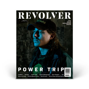 AUG/SEPT 2018 THE RULE BREAKERS ISSUE FEATURING POWER TRIP – COVER 2 OF 4