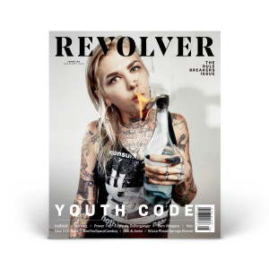 AUG/SEPT 2018 THE RULE BREAKERS ISSUE FEATURING YOUTH CODE – COVER 3 OF 4