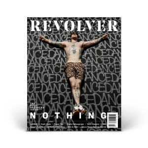 AUG/SEPT 2018 THE RULE BREAKERS ISSUE FEATURING NOTHING – COVER 4 OF 4
