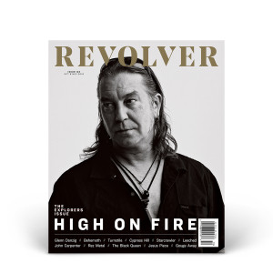 OCT/NOV 2018 THE EXPLORERS ISSUE FEATURING HIGH ON FIRE – COVER 3 OF 4