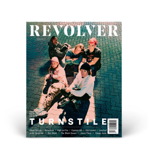 OCT/NOV 2018 THE EXPLORERS ISSUE FEATURING TURNSTILE– COVER 4 OF 4