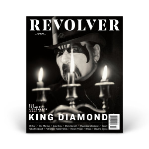 DEC/JAN 2019 THE DREAMS AND NIGHTMARES ISSUE FEATURING KING DIAMOND — COVER 1 OF 2