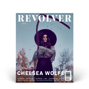 FEB/MAR 2019 NO GODS, NO MASTERS ISSUE FEATURING CHELSEA WOLFE — COVER 2 of 2