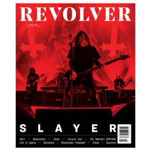 OCT/NOV 2019 ISSUE FEATURING SLAYER
