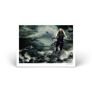 Zakk Wylde Photo Print by Jimmy Hubbard - Only 100 Available!