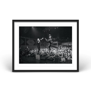 The Dillinger Escape Plan Photo Print By Stephen Odom - ONLY 250 AVAILABLE!