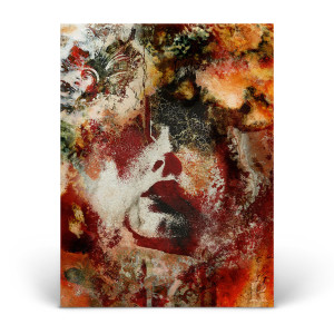 JACOB BANNON NINE INCH NAILS-INSPIRED ART PRINT — ONLY 200 AVAILABLE