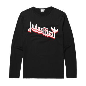 Judas Priest X Revolver Collaboration Long Sleeve T