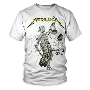 …And Justice For All T-Shirt
