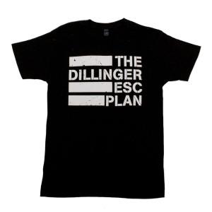 Dillinger Escape Plan Flag Logo T-Shirt