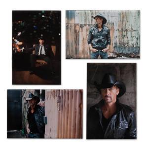 Tim McGraw Photo Magnet Combo