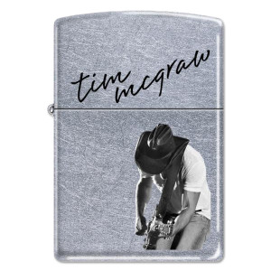 Tim McGraw Zippo Lighter