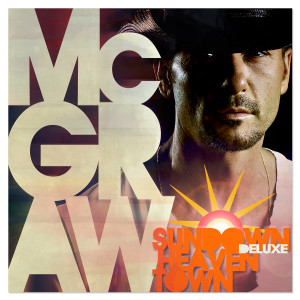 PRE-ORDER Tim McGraw Sundown Heaven Town Deluxe CD