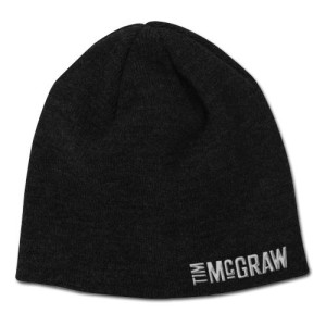 Tim McGraw Logo Beanie