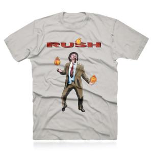Rush - The Juggler Tee