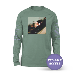 Singular Long Sleeve T-Shirt + Album