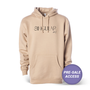Singular Hoodie + Album