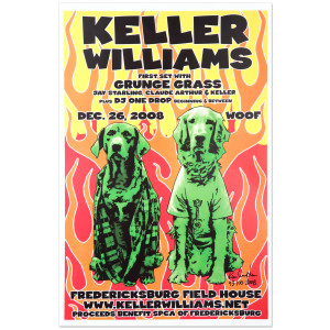 Keller Williams Fredericksburg, VA 12/26/08 Event Poster