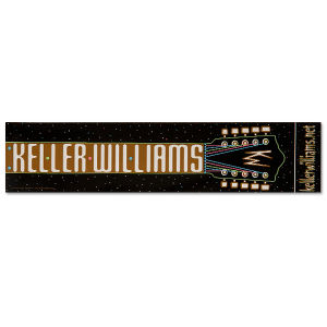 Keller Williams Guitar Sticker