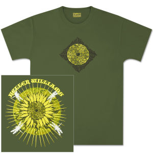 Keller Williams Sunflower T-Shirt