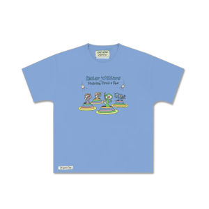 Keller Williams Alien Toddler T-Shirt